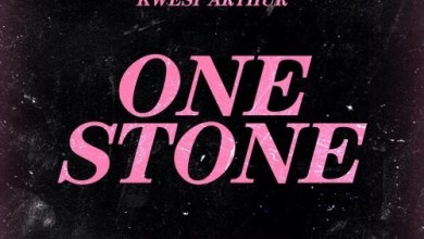 Photo of Download : Kwesi Arthur – One Stone (Prod by Yung D3mz)