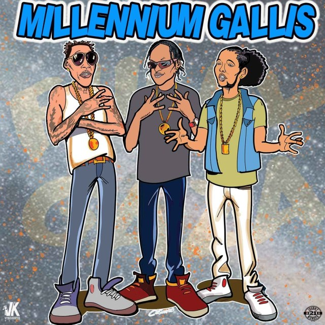 Download : Vybz Kartel – Millennium Gallis Ft Shawn Storm x Shane O