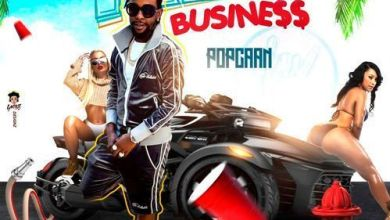 Photo of Download : Popcaan – Party Business (Prod. By Young Vibez Productions)