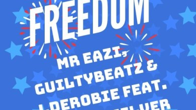 Photo of Download : Mr Eazi x GuiltyBeatz x J.Derobie – Freedom Ft Sherrie Silver