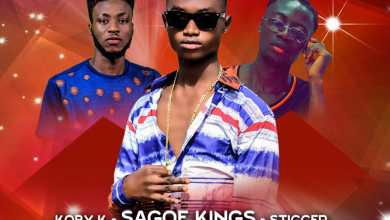 Photo of Download : Sagoe Kings Ft Koby K x Stigger – Move On (Prod By Simpsondebeat)