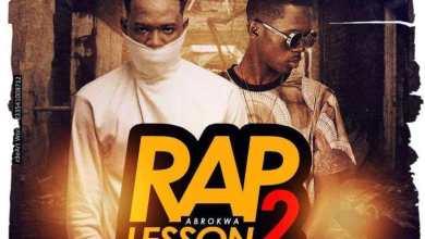Photo of Download : Koo Ntakra x Strongman – Abrokwa (Rap Lesson 2) (Prod By Qhola Beatz)