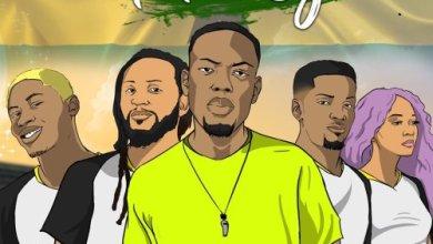 Photo of Download : Tulenkey Ft Wanlov, RJZ, Shaker, Sister Deborah – Proud Fvck Boys (Ghana Remix)