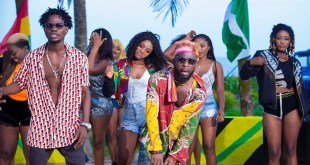 Bisa Kdei Ft Fameye - Meka (Official video)