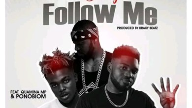 Photo of Download : Donzy Ft Quamina MP x Yaa Pono – Follow Me (Prod. By Kraxy Beatz)