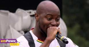 King Promise - Live at Party In The Park