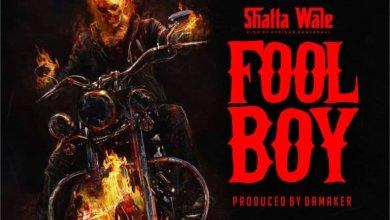Photo of Download : Shatta Wale – Fool Boy (Buffalo Souljah Diss) (Prod by Damaker)