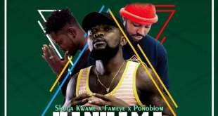 Shuga Kwame Ft Fameye x Yaa Pono – (Prod By Unda Beat)