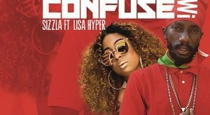 Sizzla Ft. Lisa Hyper – Can't Confuse Wi