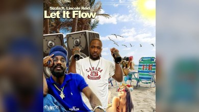 Photo of Download : Sizzla Ft. Lincoln Reid – Let It Flow
