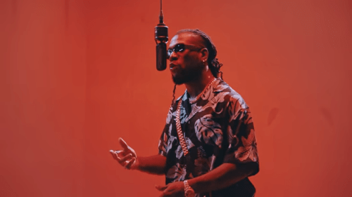 Burna Boy - Collateral Damage Live Session