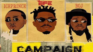Photo of Download : Efe Ft Ice Prince & BOJ – Campaign