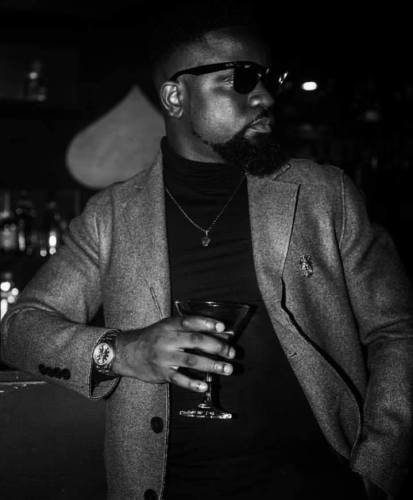 Sarkodie - Upcoming Artists Make Sure You Build Your Foundation (Fan Base)