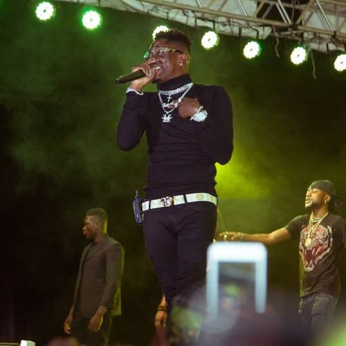 Shatta Wale – Sell Out (Prod by Damaker)