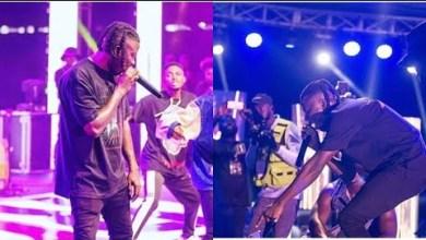Photo of Stonebwoy – Performance At Accra Sports Stadium (Zero Borla Concert)