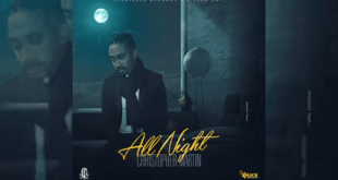 Christopher Martin - All Night (Prod By Seanizzle x S-Lock Ent)