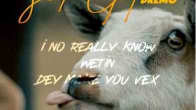 Photo of Download : Dremo – Scape Goat (Davolee Diss)