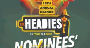 Headies 2019 - Full List Of Nominated Artistes