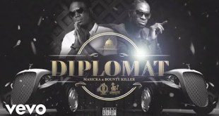 Masicka x Bounty Killer - Diplomat