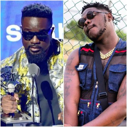 Medikal To Sarkodie - Thanks For Paving The Way For Us