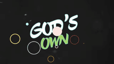 Photo of TeePhlow – God's Own (Lyrics Video)