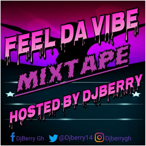 Feel Da Vibe Mixtape (Hosted By Dj Berry)