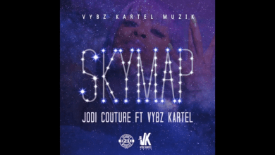 Photo of Jodie Couture x Vybz Kartel – Sky Map