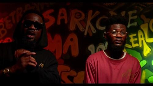 Lyrical Joe Ft Sarkodie – Betrayal (Official Video)