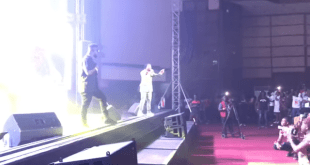 "Sarkodie x Edem x Kwaw Kese - Performs ""You Dey Craze"" At Paemuka Concert"