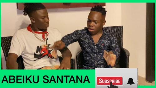 Shatta Bandle gives Stonebwoy money for his concert (SHOCKING Video)