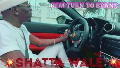 Photo of Shatta Wale – Dem Turn To Beans (Prod By ChenseeBeatz)