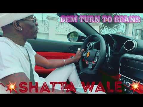 Shatta Wale – Dem Turn To Beans (Prod By ChenseeBeatz)