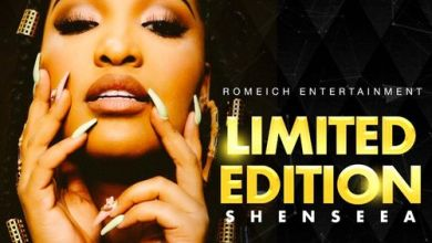 Photo of Shenseea – Limited Edition