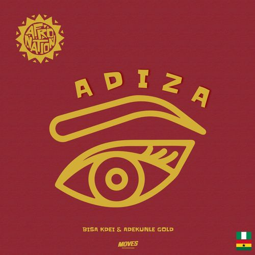 Bisa Kdei Ft. Adekunle Gold – Adiza (Prod. By Apya)