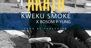Kweku Smoke – Akata Ft. Bosom P-yung