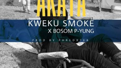 Photo of Kweku Smoke – Akata Ft. Bosom P-yung