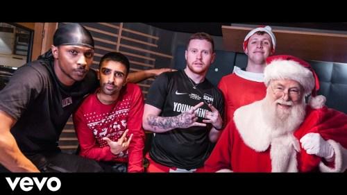Lyrics Sidemen Ft. Jme & LayZ - Merry Merry Christmas