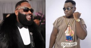 Rick Ross Performs With CJ Biggerman At 2019 Detty Rave
