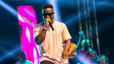 Photo of Sarkodie's Entry At Rapperholic Concert 2019