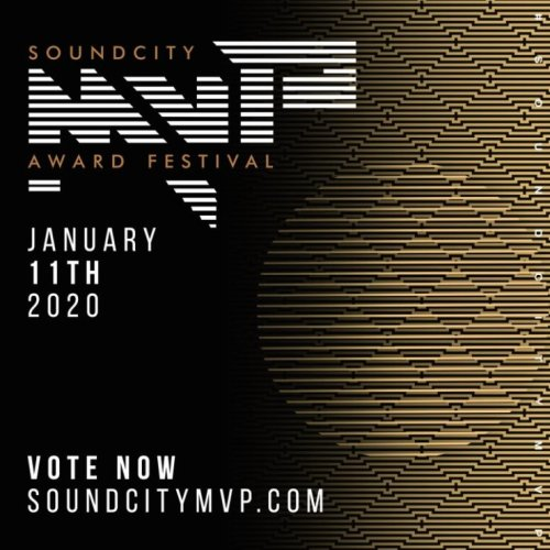 Soundcity MVP Awards Festival 2020 - Full List of Nominees