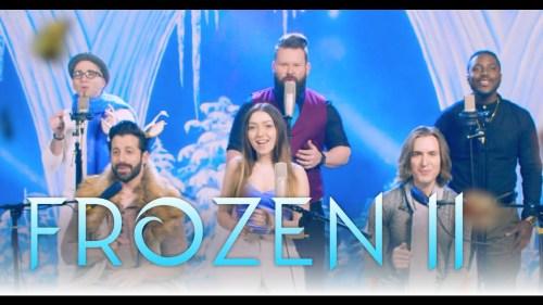 VoicePlay – Frozen 2 Medley Lyrics