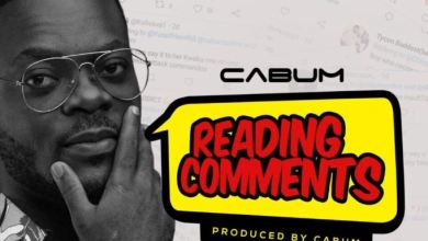 Photo of Cabum – Reading Comments (Prod by Cabum)