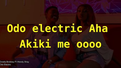 Photo of Emelia Brobbey Ft Wendy Shay – Odo Electric Lyrics