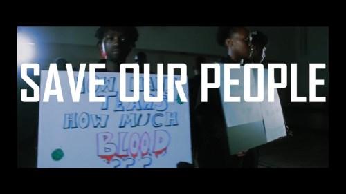 Gentil Misigaro Ft Gentille Mutabazi - Save Our People Lyrics