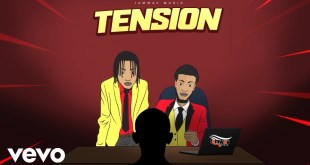 Intence x Iwaata - Tension Lyrics