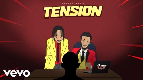 Intence x Iwaata - Tension Lyrics