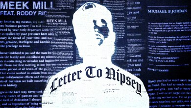 Photo of Meek Mill Ft Roddy Ricch – Letter to Nipsey Lyrics