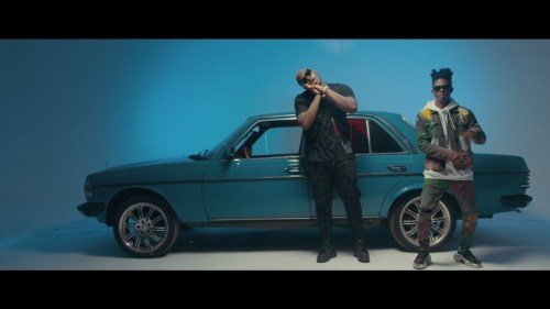 Strongman Ft Medikal - Bossu (Official Video)