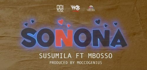 Susumila Ft Mbosso – Sonona