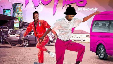 Photo of Tshego Ft King Monada x MFR Souls – No Ties (Amapiano Remix)